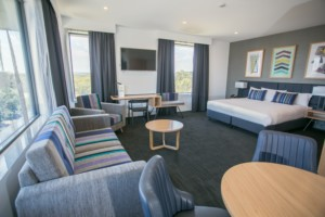 Alpha Hotel Eastern Creek - Club Suite