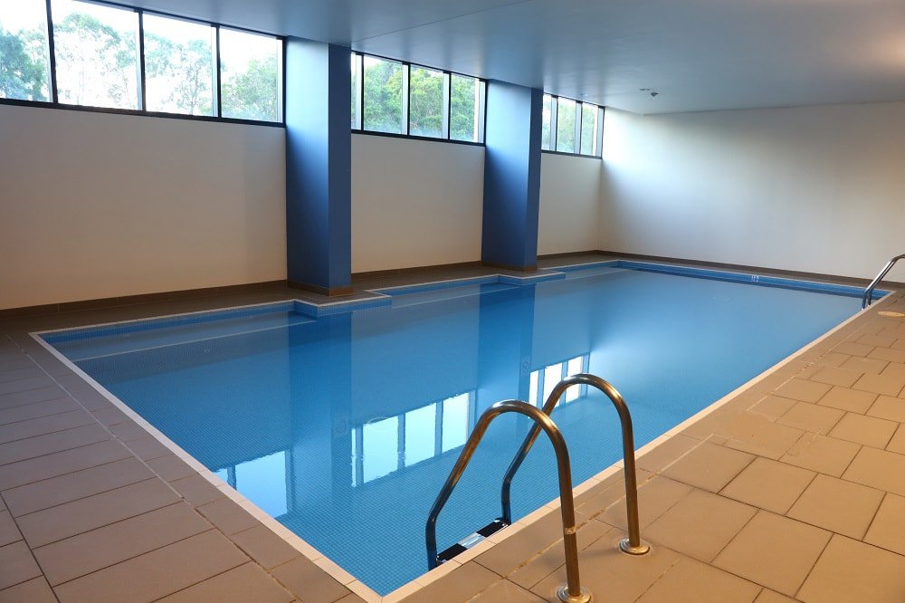 Alpha Hotel Eastern Creek Indoor Heated Swimming Pool