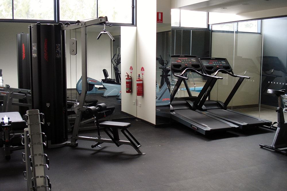 Alpha Hotel Eastern Creek Gym
