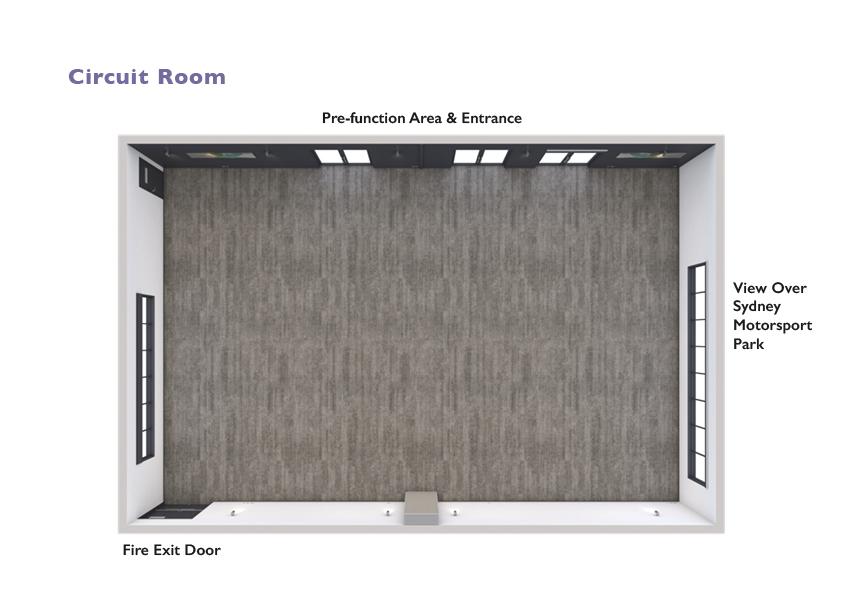 Alpha Hotel Eastern Creek - Circuit Room
