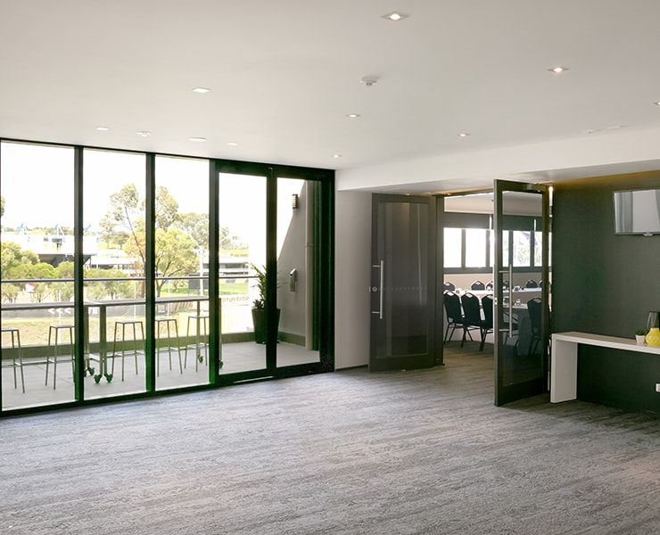Alpha Hotel Eastern Creek - Terrace and Pre-Function Room