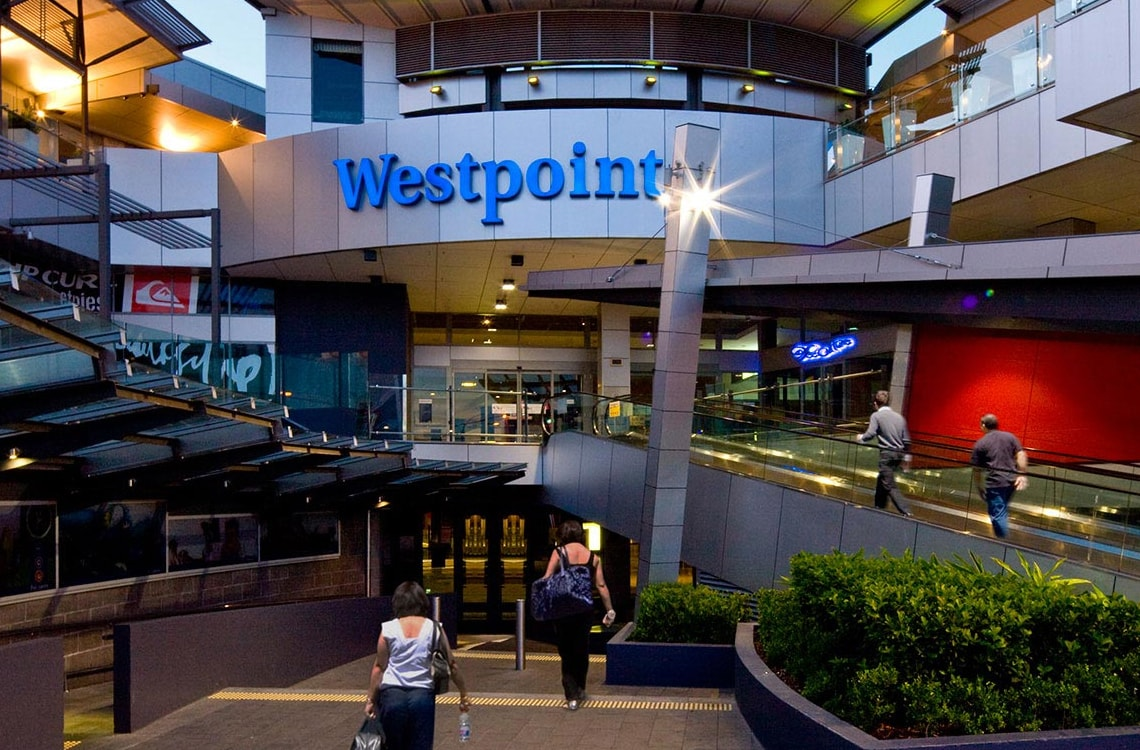 Wespoint Shopping Centre Blacktown - Near Alpha Hotel Eastern Creek