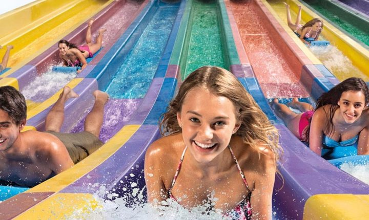 Wet n Wild Theme Park - Near Alpha Hotel Eastern Creek